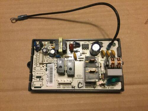 LG LD301EL Dehumidifier Control//Relay Panel//Board PWB EBR71652701