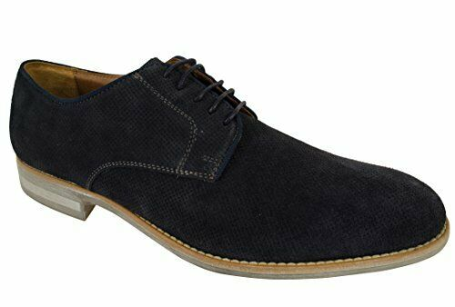 Kenneth Cole New York Right Time Mens Oxford, Navy, 12 M USA