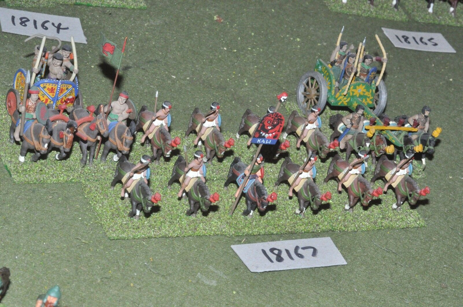 25mm classical   indian - ancient battlegroup - inf (18167)
