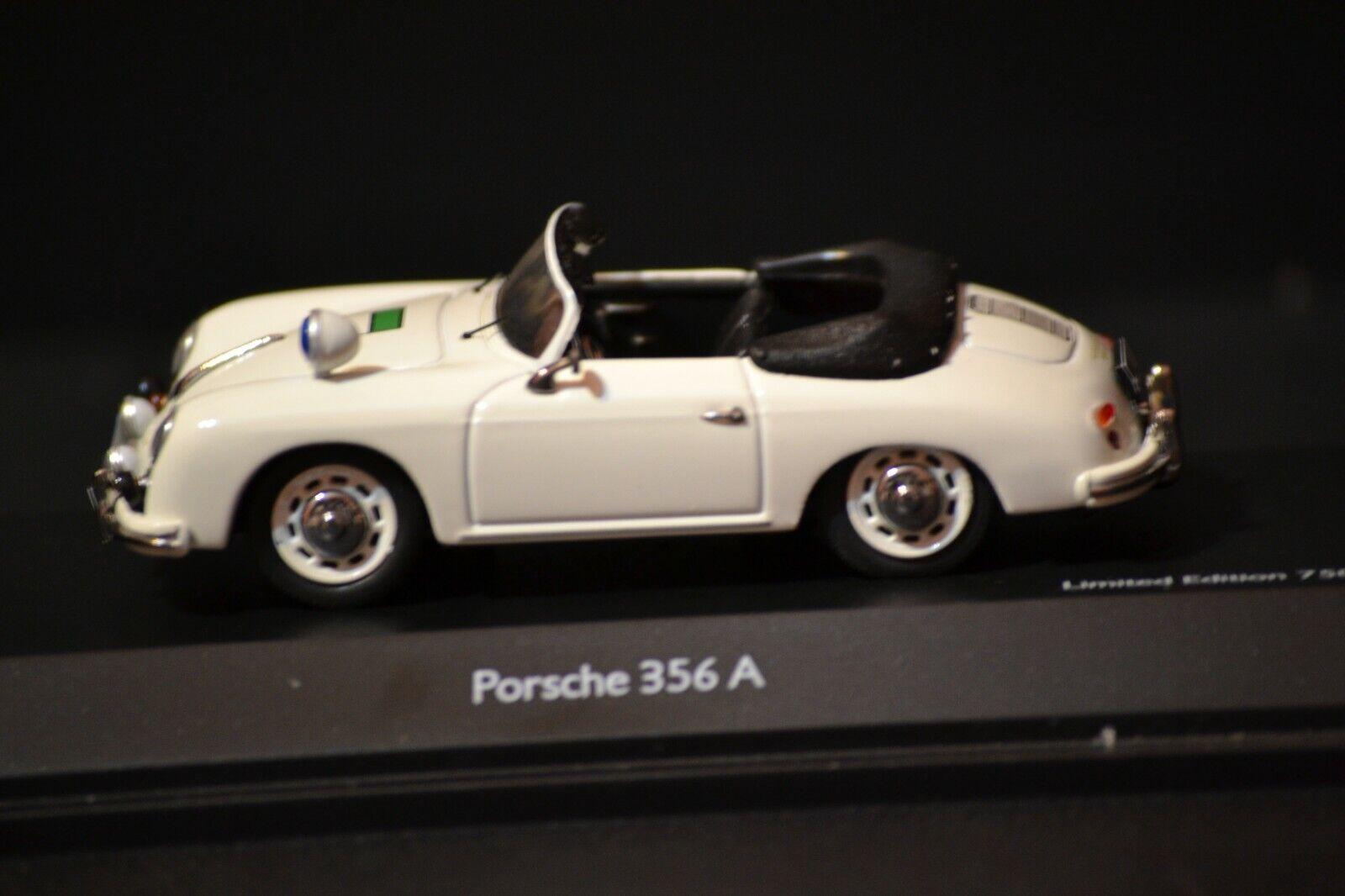 Porsche 356 A Congreenible Police 1957 in 1 43 Schuco Limited Dealer Edition