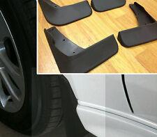 SET FIT FOR 08~11 MITSUBISHI LANCER GTS EVO MUD FLAP FLAPS SPLASH GUARD MUDGUARD