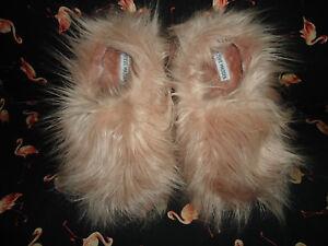 Fuzzy Yeti Steve 7 Slippers Agotado 9 Womens Pink 8 Malva ¡Nuevo Punta Madden rTppWHgq8X