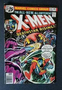Uncanny-X-Men-99-FN-6-0-Wolverine-Storm-Cyclops-Nightcrawler-Sentinels