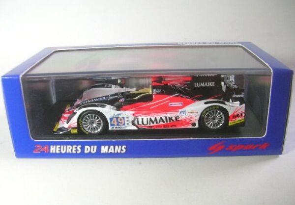 Oreca 03-Nissan N°49 9th Lemans 2012