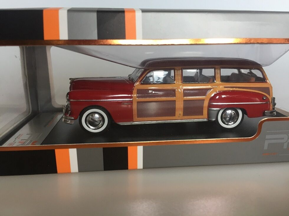 IXO PRD563 1 43 Dodge Cornet Woody Wagon 1949