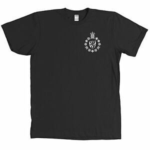 NEW 5XL /& 4XL Counter In Telligence Crest T-Shirt