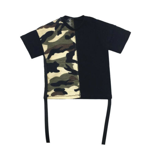 1//6 Scale Male T-shirt and Pants for 12/'/' Hot Action Figure Clothes Outfit