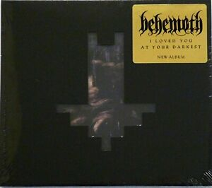 Behemoth-I-Loved-You-At-Your-Darkest-CD-Slipcase-Black-Death-Metal-New