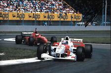 David Coulthard SIGNED 12x8 F1 McLaren MP4/11 , Italian GP Monza 1996