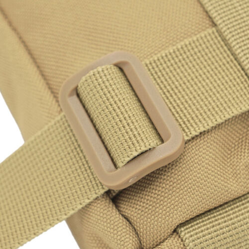 Tactical Camping Fanny Bag Strap Bag Pouch EDC Molle Accessory For Men Women