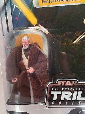 Ben Obi-Wan Kenobi 2007 STAR WARS The Original Trilogy Collection MOC