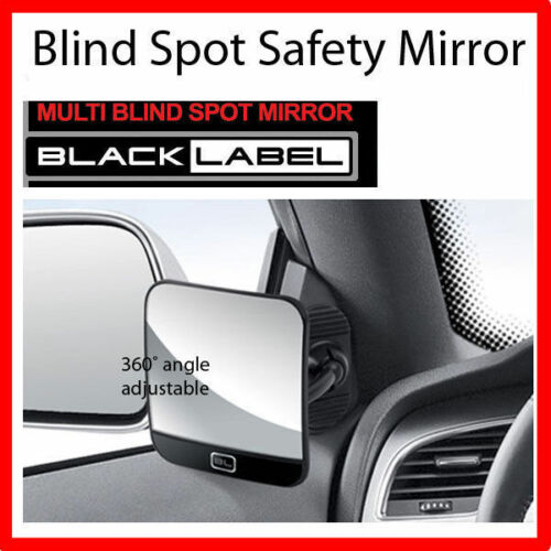 Fouring Multi side wide Blind Spot Rear Side Angle View Mirror  for Car Truck