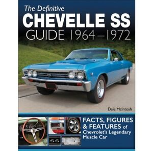 Details about 1964-1972 Chevelle SS Engine/Paint/Build/Options 283 327 396  400 427 454 CT604
