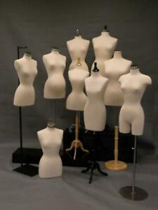 Female dress forms- $45.00 Canada Preview