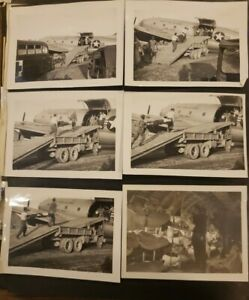 KOREAN-WAR-157-ORIGINAL-PHOTOS-315th-TCW-17th-BW-BRADY-AIR-BASE-JAPAN-FLOOD-EVAC