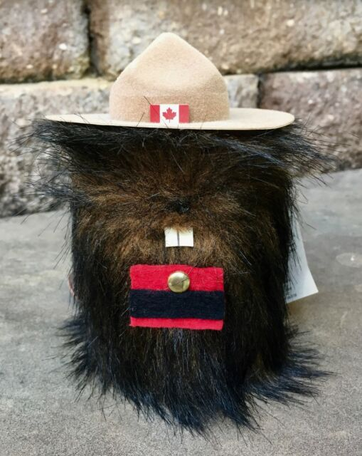 NEW Beaver Souvenir Collectible Littlewood Cottage Vancouver B.C. Canada NWT