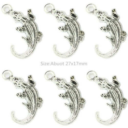 123 Styles Tibetan Silver Animals Theme Charms Pendant Carfts Jewelry DIY