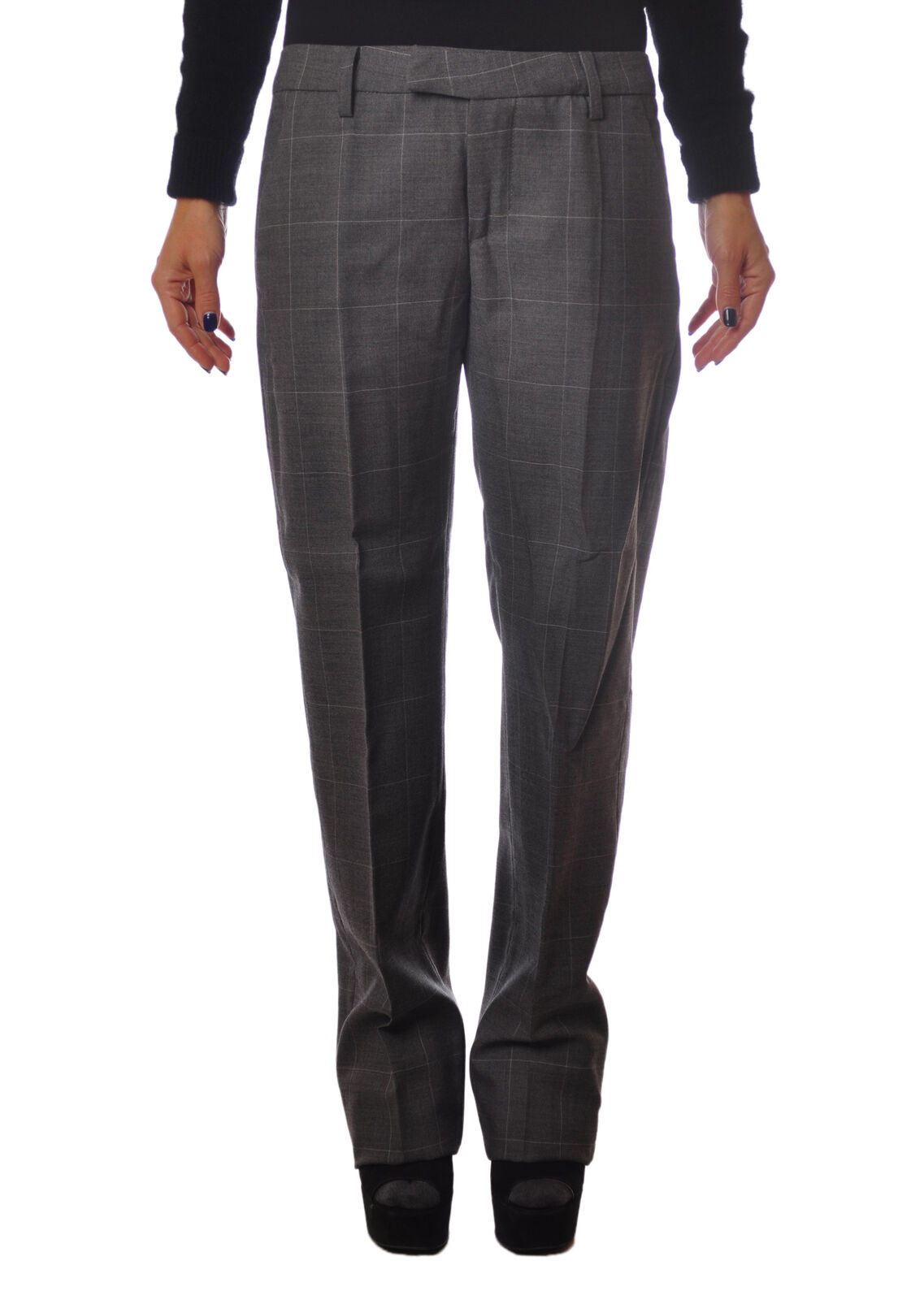 Dondup  -  Pants - Female - Grey - 4613522A182707