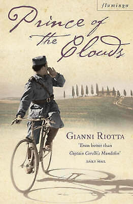 """AS NEW"" Riotta, Gianni, Prince of the Clouds, Paperback Book"
