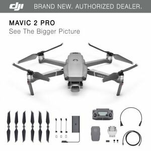 DJI-Mavic-2-Pro-Hasselblad-Camera-HDR-Video-Brand-New