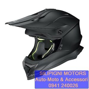 NOLAN-N53-SMART-10-flat-black-Casco-Integrale-Off-Road-Cross-Enduro