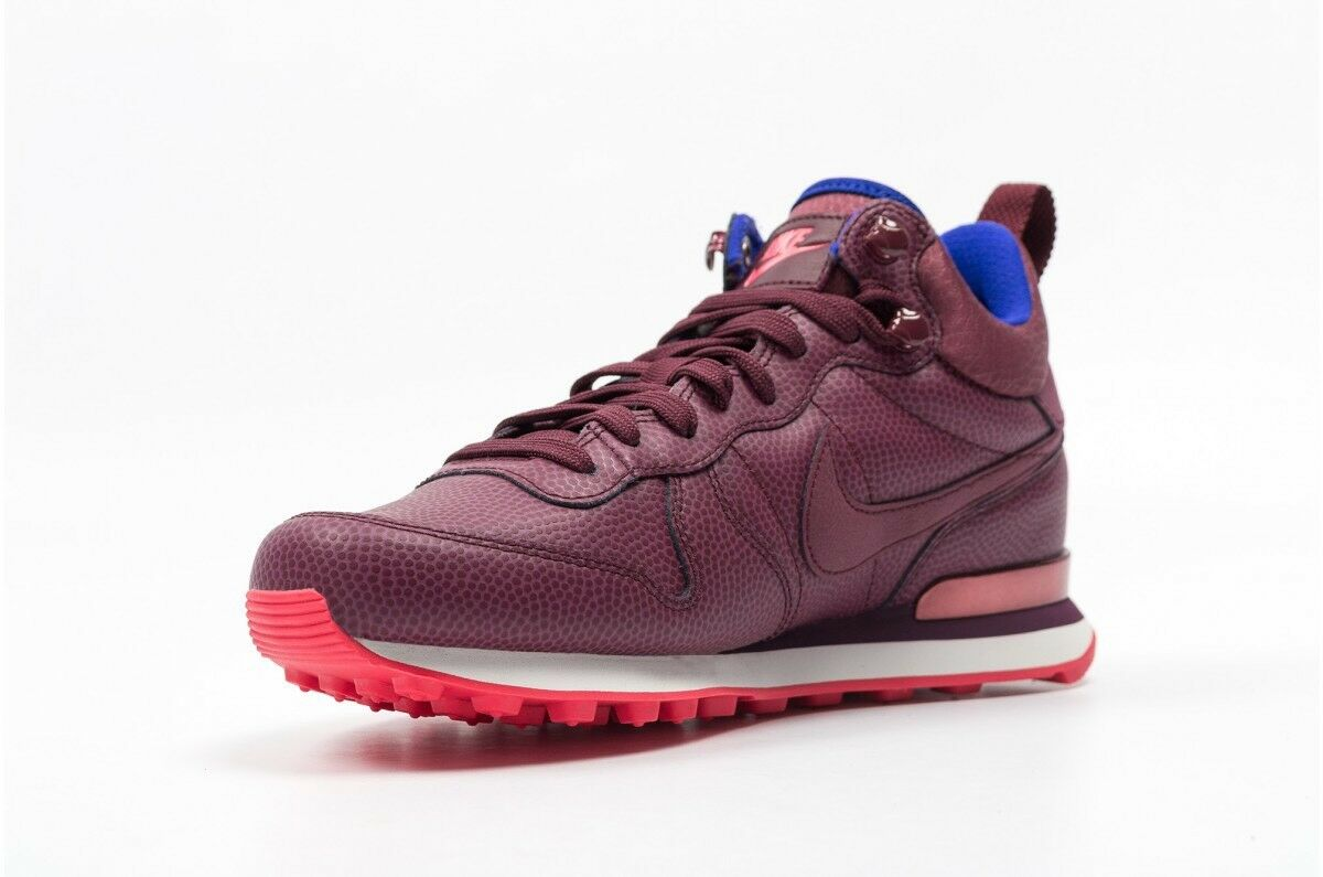 UK 5.5 Femme Nike Internationalist Mid LTHR Trainers 859549-600 EUR 39 US 8 859549-600 Trainers c7a6eb