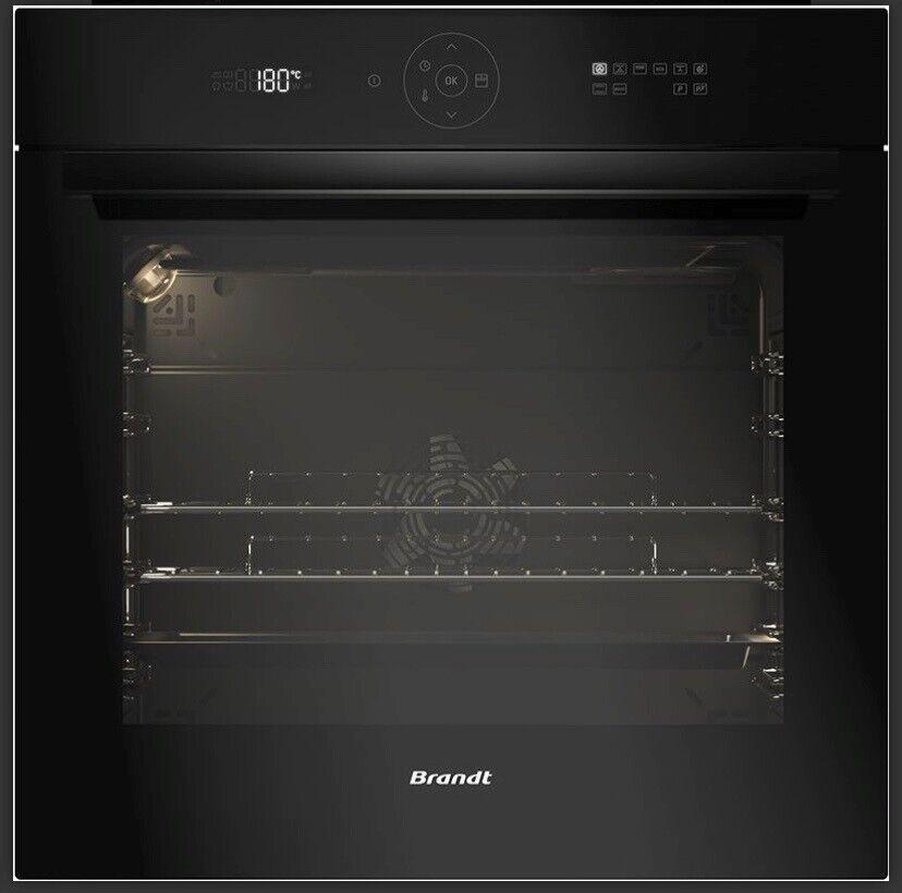 Indbygningsovn, Brandt BXP6555, b: 60 d: 55 h: 60