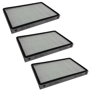 (3) HEPA Filter for Kenmore 4370417, 20-86889, KC38KCEN1000 Exhaust Vacuum