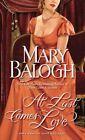 At Last Comes Love von Mary Balogh (2009, Taschenbuch)