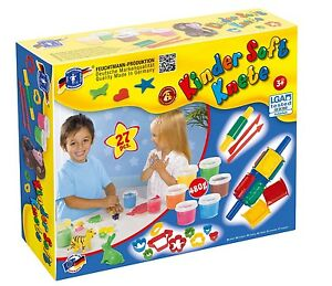 Feuchtmann-Kinder-Soft-Knete-6-x-80g-mit-Ausstechfoermchen-Bunt-Creative-Box