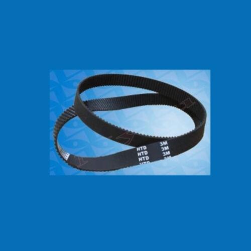 3mm Pitch HTD3M-1026//1029//1068//1125//1587 Machine Rubber Timing Belt 10mm Width
