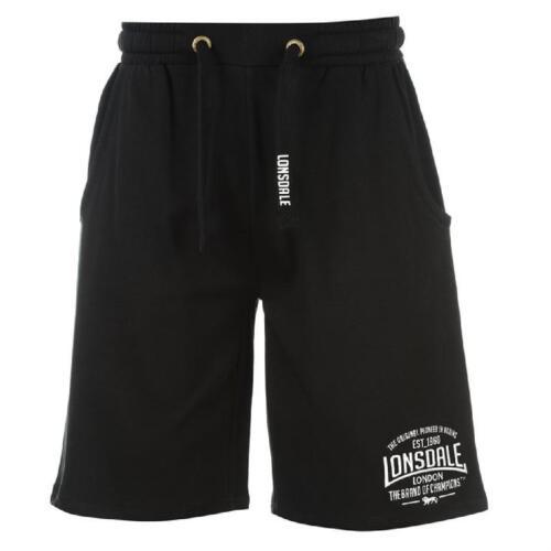 Lonsdale Herren Boxing Shorts Boxen Kurze Hose Sport Trainingshose Sporthose 244