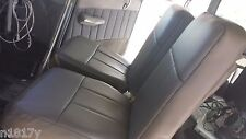 Cessna  172 Upholstered Seat Kits Covers with new foam