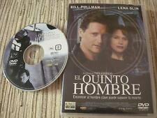DVD PELICULA EL QUINTO HOMBRE BILL PULLMAN LENA OLIN USADO BUEN ESATDO