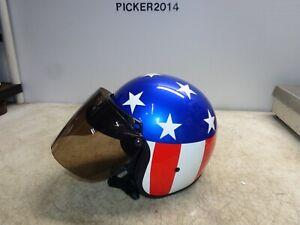 D.O.T W//Captain America Daytona Cruiser Daytona Helmets