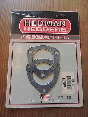 Set of 2 Hedman 27520 Flange Gaskets