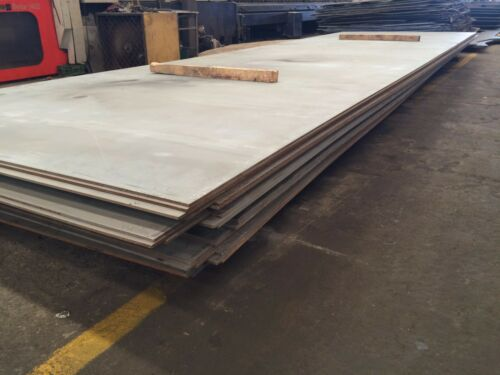 "1//4/"" .250 HRO Steel Sheet Plate 12/"" x 24/"" Flat Bar A36  3 pieces set"