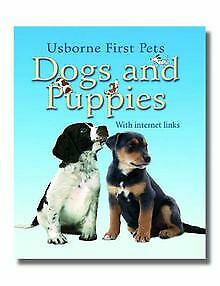 Dogs and Puppies (Usborne First Pets) | Buch | Zustand sehr gut