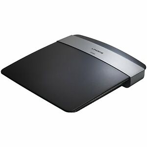 Linksys (Cisco) E2500 4-Port N600 Dual-Band Wireless ...