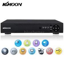 KKMOON TP-AHD116 16CH HD-720P CCTV Network DVR H.264 HDMI Alarm Email EU BB E7L9