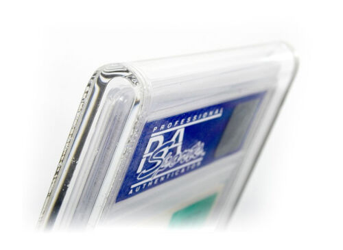 Acrylic Display Case /& Stand for PSA Graded Cards