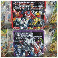 2014 Transformers Autobots vs. Decepticons Lunch Box Tin Hasbro