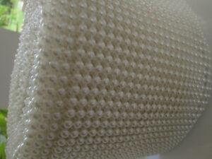 0-5-elegante-Perlen-Strass-Band-Borte-Nichtelastisch-Elfenbeinweiss-11-8cm-PT-044