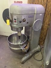 Hobart H600 60 Qt Mixer Stainless Steel Bowl Amp Hook 115v 1ph Working