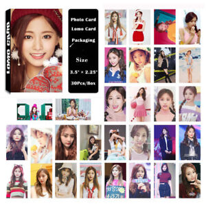 30pcs-set-Kpop-TWICE-Tzuyu-LIKEY-Album-Poster-Photo-Card-Lomo-Cards