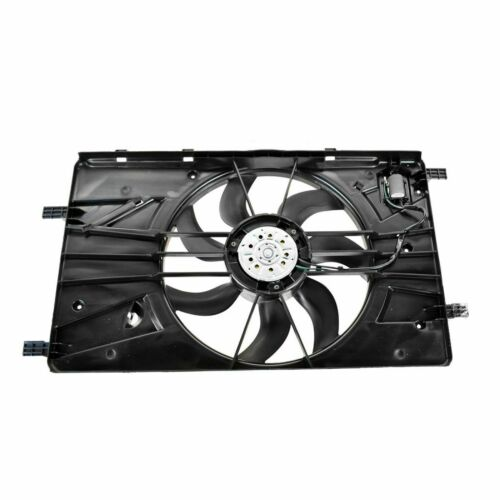 Radiator Cooling Fan Assembly for Chevy Cruze Buick Verano