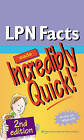 LPN Facts Made Incredibly Quick! by Lippincott Williams and Wilkins (Spiral bound, 2009)