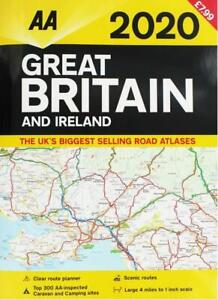 AA-Great-Britain-amp-Ireland-2020-Road-Map-A3-Brand-New