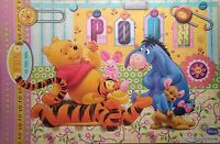 Disney Winnie The Pooh - Fun In The Sun Poster - Pooh & His Friends Hanging Out