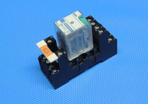 Rechnung Sockel RXZ 76 Inkl Telemecanique Relais  RXN 41612 BD